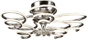 Modern design LED ceiling light, sale till September 5