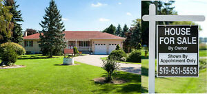 Quality-built Ranch Home in Paynes Mills on 2.13 Acres London Ontario image 1