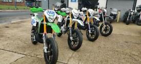 Rieju MRT 50cc two stroke 2021 Enduro SuperMoto learner legal