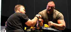 Looking for Armwrestling training partners and coach  Regina Regina Area image 1