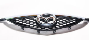 Grille avant pour Mazda 3 -  2008/2009/Front Grill for Mazda 3 –