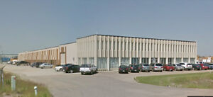 Single Bay w Office Space Available for Lease - Nisku