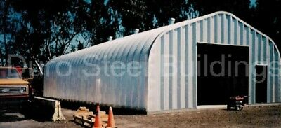 Durospan Steel 20x40x16 Metal Garage Shop Diy Home Building Kit Factory Direct