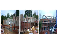 Building services - All home improvements, roof repair and joiners.