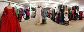 Costume Store Assistant - Volunteers needed