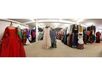 Costume Store Assistant - Volunteers needed