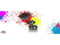 Decade Edinburg band 90s 00s pop punk songs