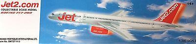 Jet2 Com 757 200 Airlines Model Aircraft