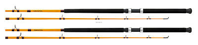 NEW Daiwa FT Saltwater Rod 7' 2PC Med Heavy Fast Spinning FTB702MHFS  ()