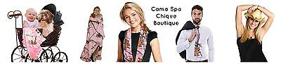 Camo Chique Spa Boutique Pink Camo