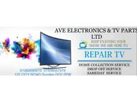 TV REPAIR FROM £19.99 📞 01382690610 📱 07546057579 122 CITY ROAD,DUNDEE