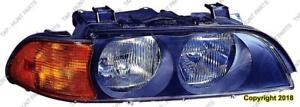 Head Light Passenger Side [From March 1998 To 2000] High Quality BMW 5-Series