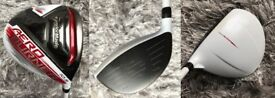 TaylorMade AeroBurner Driver, 10.5 Degree, Right Hand Stiff Flex