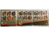 Disney infinity folder, complete with all discs (make an offer)