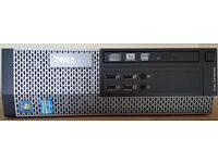Dell OptiPlex 7010 SFF 3rd Gen Quad Core i5-3470 4GB 500GB DVDRW Windows 7 Pro 64-Bit Desktop PC