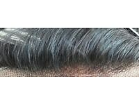 Men Wig Toupee, Toppik, Caboki Hair System - Natural Black - DONT LET BALDNESS BEAT YOU