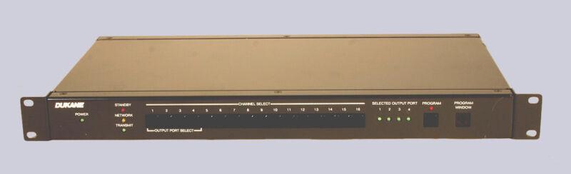 DuKane Infrared Controller - Model 9A5000