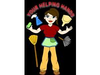 Unique Helping Hands Domestic cleaning Services Do You need an extra pair of hands