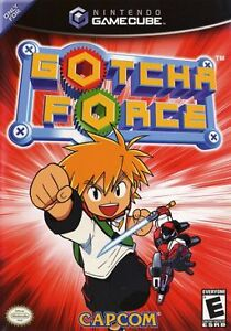 Looking for / Cherche : Gotcha Force GameCube GC