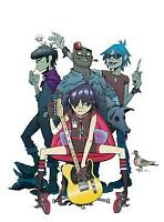 Looking to start a Gorillaz cover band