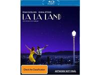 La La Land (2016) HD DVD