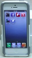 iphone 5s silver great condition fido