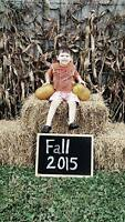 Fall Photo Sessions!