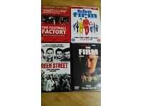 22 DVDS ALL ORIGINAL ALL LIKE NEW BARGAIN £15 THE LOT S62