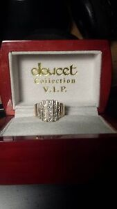 BAGUE DIAMANTS DOUCET COLLECTION $ 2,145.00 50% Gatineau Ottawa / Gatineau Area image 1