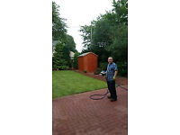 Handyman Gardener Cleaner Painter Driver