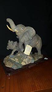 Elephant and Baby statue Campbelltown Campbelltown Area Preview