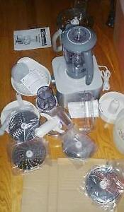 Kenmore multipro food processor