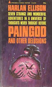 Paingod and other delusions by Harlan Ellison Kitchener / Waterloo Kitchener Area image 1