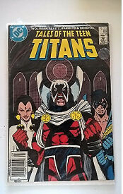 Tales of the Teen Titans #89 (May 1988, DC)