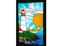 STAINED GLASS @ DRAGON ARTS PONTARDAWE