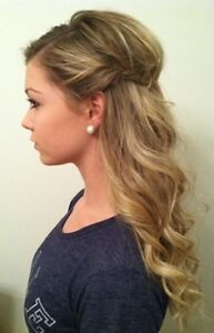 HAIR EXTENSIONS IN ALL METHODS AND MOBILE 7days/week London Ontario image 4