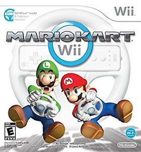 Wii Games and controllers for Sale - Zelda, Mario Kart, etc