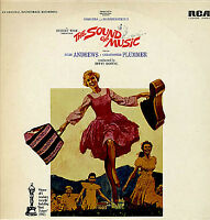 lp the sound of music (julie andrew) neuf