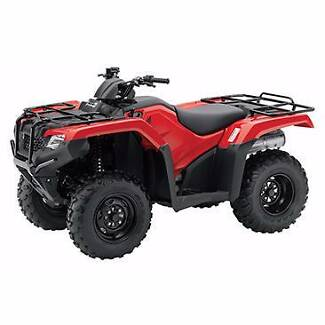 Brand New Honda TRX420FM2 Bunbury 6230 Bunbury Area Preview