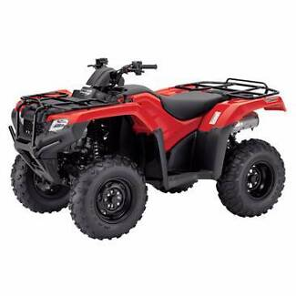 Brand New Honda TRX420FA6 Bunbury 6230 Bunbury Area Preview