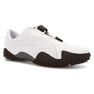 #TelusHelpMeSell - Womens Puma Mostro Perf White Sneakers Kitchener / Waterloo Kitchener Area image 1