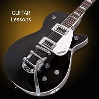 Fun Guitar Lesson with Experienced Teacher in Westmount