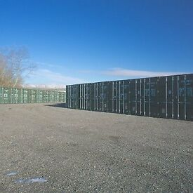 Affordable self storage containers 20ft, 40ft and 10ft