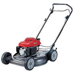 ISO Gas Lawn Mower
