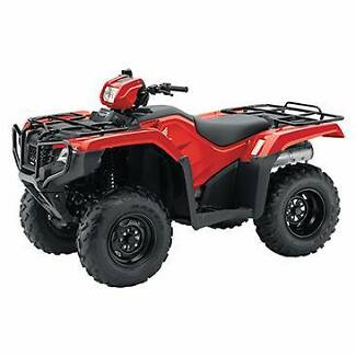 Brand New Honda TRX500FM2 Bunbury 6230 Bunbury Area Preview