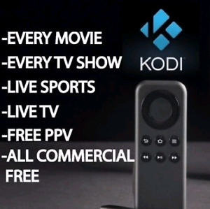 Android box programming and live tv and 1year Warranty!