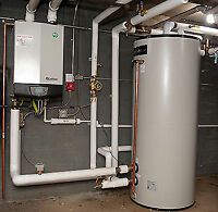 TANKLESS WATER HEATER INSTALLATION,HOT WATER TANKLICENSED