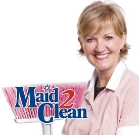 WILMSLOW - Would You Like a Maid2Clean Your House - Free Up Your Time For Things That Really Matter!