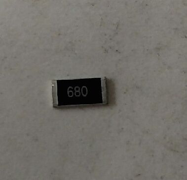 """""""680"""" 68 Ohm Chip Resistor 1W 5% 2512 SMD for Ford Explorer F150 Toyota Tacoma"""
