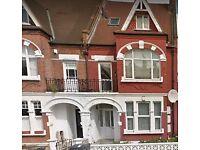 One bedroom ground floor flat with garden (inc bills)